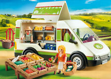PLAYMOBIL® 70134 Mobile Farm Market Vehicle - S&H FREE WORLDWIDE