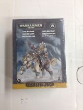 WARHAMMER 40K - CANIS WOLFBORN - CANIS FIGLIODILUPO - FINECAST - NUOVO
