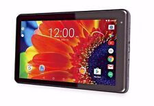 "RCA Venturer Mercury 7"" HD IPS Android 6 Quad Core Tablet Camera 8GB + 64GB SD N"