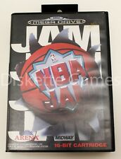 NBA JAM - MEGA DRIVE MD MEGADRIVE - PAL ESPAÑA - SEGA NBAJAM