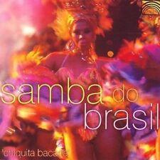Various Artists - Samba Do Brazil (Chiquita Bacana, 2001)New CD.