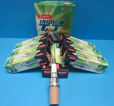 Set 8 Spark Plugs Iridium TT DENSO Twin Tip 4702 IK20TT V8 Made in USA Upgraded