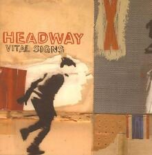"Headway(10"" Vinyl)Vital Signs-Virign-VVR5024710-UK-2003-M/M"