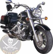 BARRE DE PROTECTION MOTEUR YAMAHA 1600 WILD STAR...SP483 SPAAN LA BOUTIQUE DU BI
