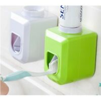 Automatic Toothpaste Squeezer Wall Mount Dispenser Hand Free Bathroom Accessorie
