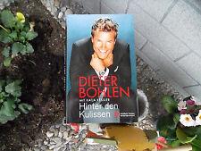 Dieter Bohlen, Hinter den Kulissen, geb. Ausgabe, Neuwertig