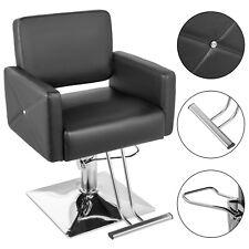Salon Cutting Hairdressing Chair Hydraulic Swivel Footrest Barber Spa Furniture