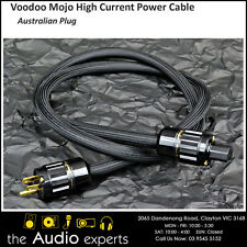 Voodoo Mojo High Current Australian Power Cable - 1.8m length
