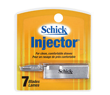 Schick Injector Blades 7 Each (Pack of 2)