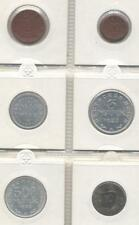 Germany, Inflation Coinage 1921-1923 x 6