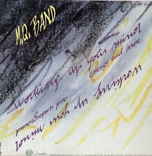 M.Q. BAND - Working Up Your Mind - 1989 Green Production Italy – GP 19-99