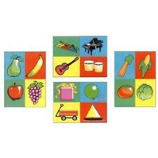 Melissa & Doug Beginner Basic Puzzle Set 4 puzzles (NEW) 1223