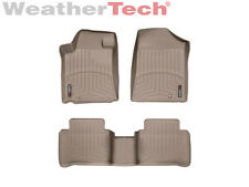 WeatherTech Floor Mats FloorLiner for Nissan Maxima - 2009-2014 - Tan