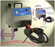 Nettoyeur vapeur Semi- professionnel Steambio 2000  à -45% !