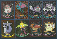 1998 TOPPS POKEMON TV ANIMATION EDITION  SPEAROW FOIL PARALLEL CARD #21