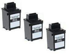 3 x encre pour Samsung fax SF 3000-3200 4100-4400 compatible à 15M0640