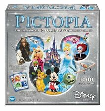 Pictopia Family Trivia Game Disney Edition