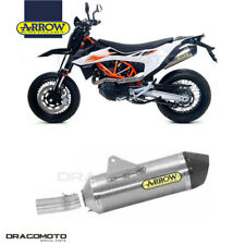 Arrow Pot Echappement HOM Nocat Race-tech Titanium C KTM 690 Enduro R 2019 19
