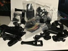 Gopro Base 30pcs or more Flat Adhesive Mount Curved Mount chest mount For Go Pro