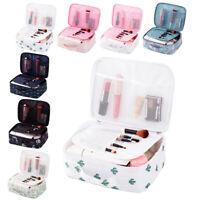 Travel Handbag Toiletry Cosmetic Makeup Bag Organizer Storage Pouch Purse Women