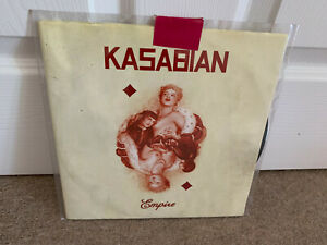 """Kasabian - Empire 10"""" Vinyl"""