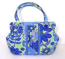 Vera Bradley Purse Handbag  Doodle Daisy Floral Frame Bag