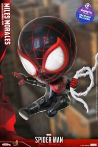 Marvel's Spider-Man: Miles Morales - Miles Morales Cosbaby-HOTCOSB852-HOT TOYS