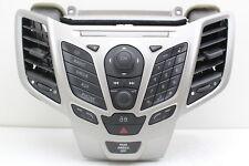 13 Ford Fiesta Audio Climate Control Panel Temperature Unit