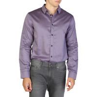 Armani Exchange Men's Shirt Blue 3ZZC45ZN38Z