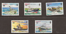 Jersey 2002 States Vessels MNH