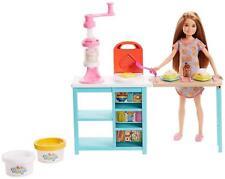 Barbie Stacie Doll Career Breakfast Waffle Maker Doll & Playset