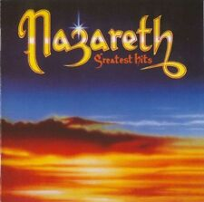 NAZARETH - Greatest Hits CASTLE RECORDS CD (CLACD149) MADE IN WEST GERMANY
