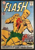 FLASH #120 DC COMIC BOOK 1961 1st Kid Flash Duo! FN/VF- 7.5 O/W PAGES! RARE KEY!