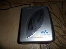 Walkman Sony WM EX 190 Mega Bass schriftzug gelb unten