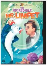 The Incredible Mr. Limpet (Dvd, 2002) New