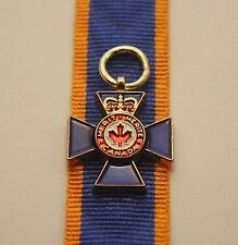 Canadian/Canada Order of Military Merit, Commander (Miniature)