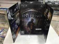 DANTE'S INFERNO DEATH EDITION PS3 COME NUOVO ORIGINALE ED IN ITALIANO RARO
