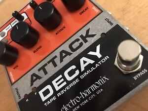 attack decay electro harmonix