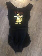 Foxy Size Child 12 Taco Dance Gymnastics Leotard