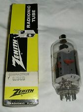 1 NOS Tested Zenith by GE 6JS6B Tube