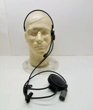 Thales Racal Commercial Lightweight Mbitr Radio Headset 1600551-2
