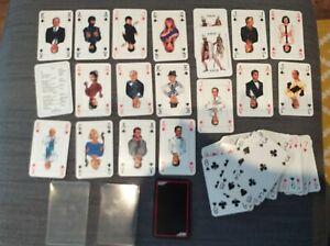 James Bond 007 52 Original Playing Cards
