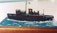 1/350  4057 LT-45 type US Army WWII Tug Boat Complete Resin, PE Brass Model Kit