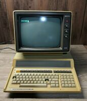 Hewlett-Packard HP 86 Computer With 82913A Monitor Works *Local pickup Only*