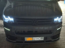 VW T5 T5.1 Drl Light Bar LED Headlights 2010 - 2015 Transporter