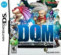 Dragon Quest Monsters: Joker [Nintendo DS DSi, Square Enix JRPG] NEW