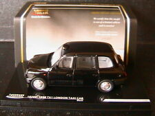 AUSTIN TX1 LONDON TAXI CAB 1998 BLACK VITESSE 10200 1/43 OLD TIME SCHWARZ NOIR