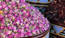 Moraccan Rose Buds Tea Dried Flower Spell Herb Magic Decor Wedding Wicca Floral