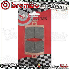 PLAQUETTES FREIN ARRIERE BREMBO FRITTE MALAGUTI MADISON 3-ie 250 2009