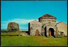 AA3087 Nuoro - Provincia - Silanus - Nuraghe e Chiesa di Santa Sabina